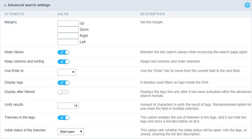 Search - Scriptcase Manual