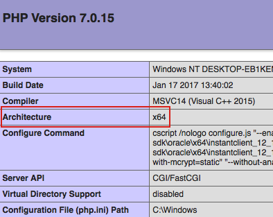 Windows - Scriptcase Manual